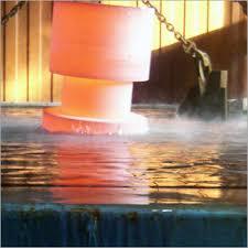 کوئنچ مایع سخت کاری